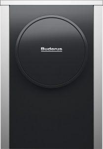 Bei Tipp-zum-Bau erfahren Sie, welche Aufgabe die Außeneinheit einer Wärmepumpe von Buderus hat.