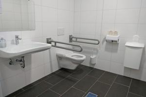 Tipp zum erklärt Ihnen, wie Sie Ihr Bad barrierefrei gestalten.