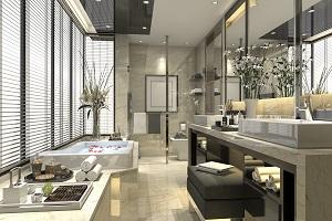 Tipp zum Bau informiert Sie über das Badezimmer.