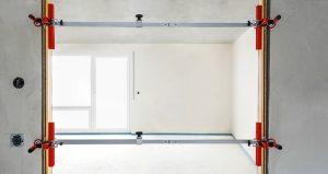 Wie Sie Ihre Türfuttermontagestrebe verlängern, erfahren Sie bei Tipp zum Bau.