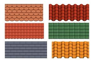 Über die verschiedenen Dachziegel informiert Sie Tipp zum Bau.