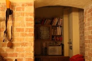 Tipp zum Bau erklärt Ihnen die Kellerdeckendämmung für Kellerdecken mit einer Wölbung.