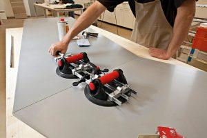 Tipp zum Bau informiert Sie, wann Sie den Plattenspanner PS 130 am besten nutzen.