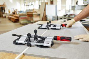 Für welche Anwendungen Plattenspanner geeignet sind, erfahren Sie bei Tipp zum Bau.