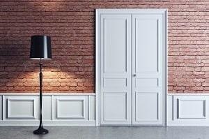 Lernen Sie bei Tipp zum Bau die verschiedenen Varianten der Brandschutz-Tür kennen.