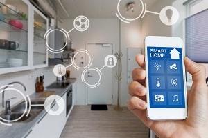 Wie ergänzt ein Smartphone Ihren häuslichen Brandschutz? Tipp zum Bau erklärt es Ihnen.