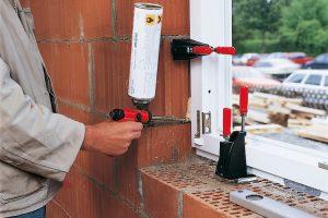 Tipp zum Bau klärt Sie über die Vorzüge der Fenster-Richtzwingen von BESSEY auf.