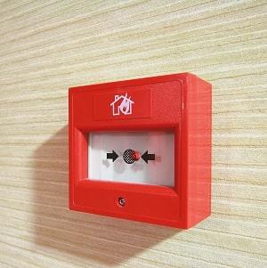 Tipp zum Bau informiert Sie über den Handfeuermelder.