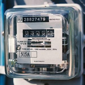 Tipp zum Bau klärt auf, wofür die Abkürzung kWel steht.