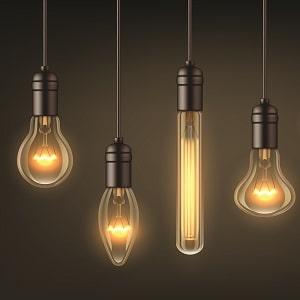 Tipp zum Bau informiert Sie über die Lichtleistung einer LED-Lampe.