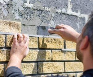 Was ein Verblendmauerwerk ist und für welche Zwecke es dient: Das erklärt das Glossar von Tipp zum Bau.
